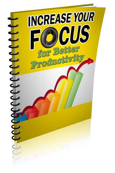 Focus for Productivity