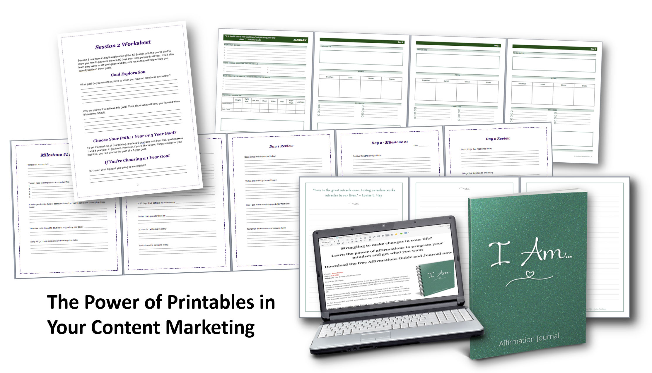 Printables to Boost Profits