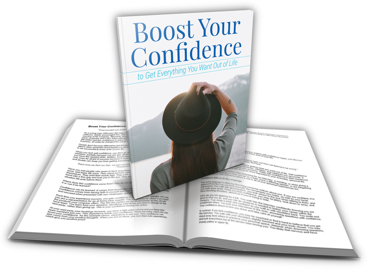 Confidence Report with Private Label Rights