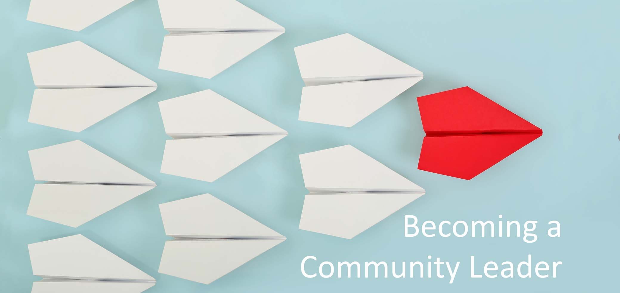 Becoming a Community Leader