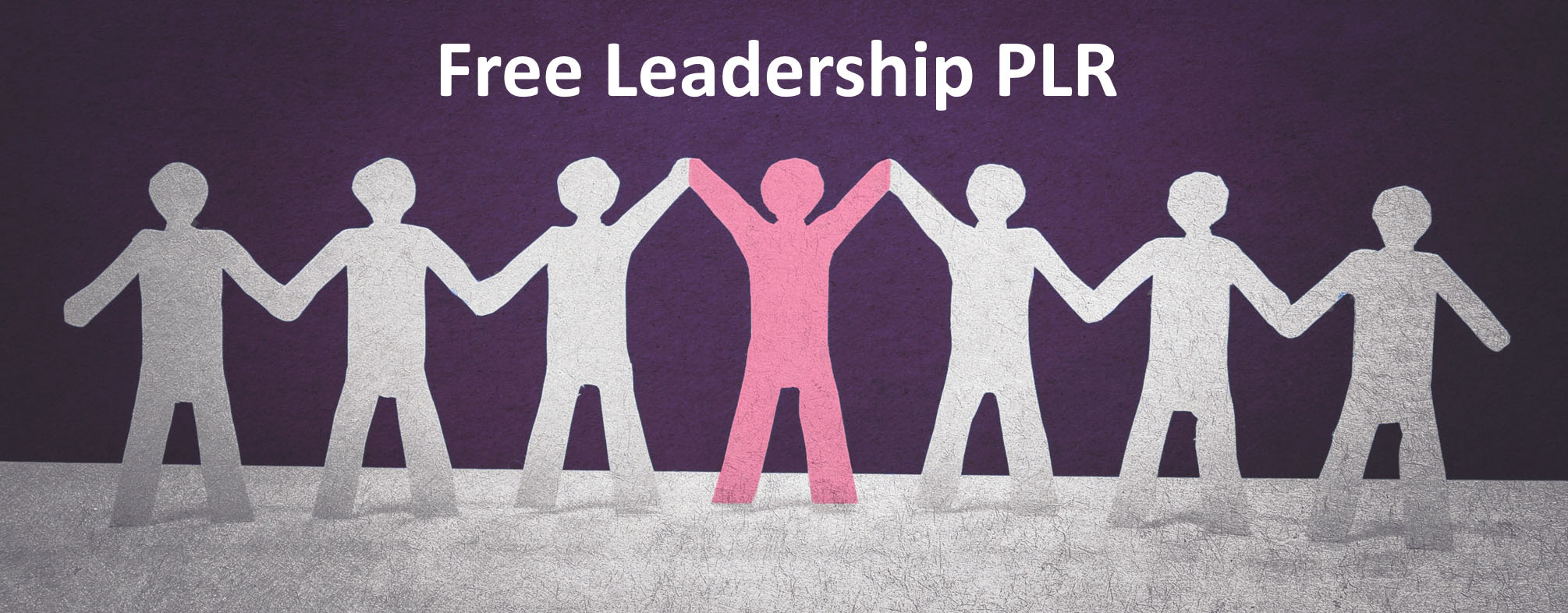 Free Leadership PLR Articles