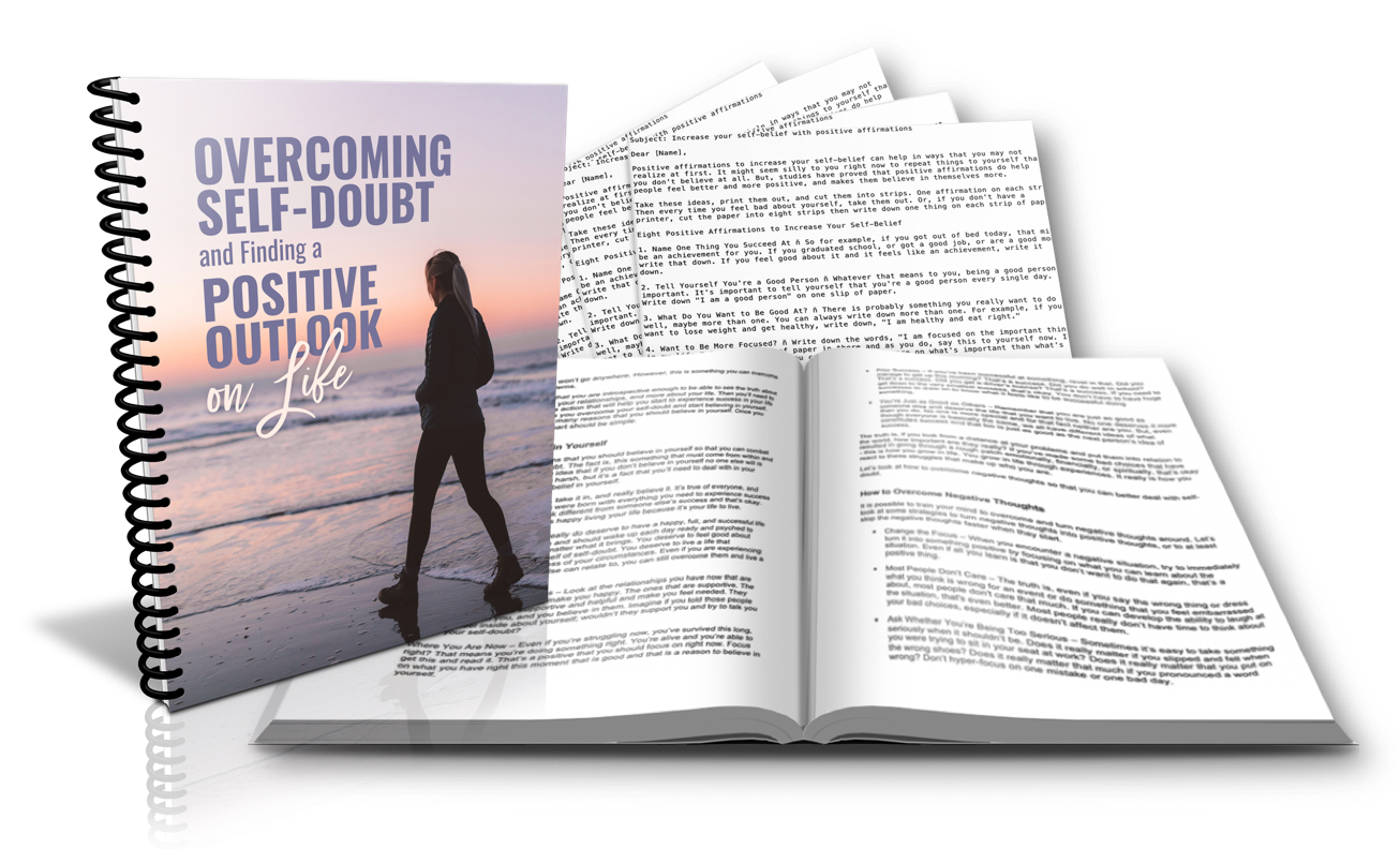 Free Self-Doubt PLR Pack