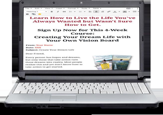 Creating a dream life