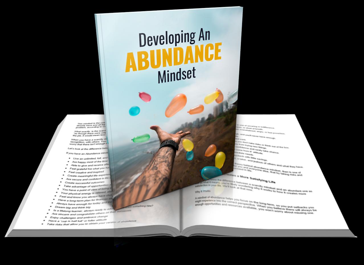 Developing an Abundance Mindset Report 1