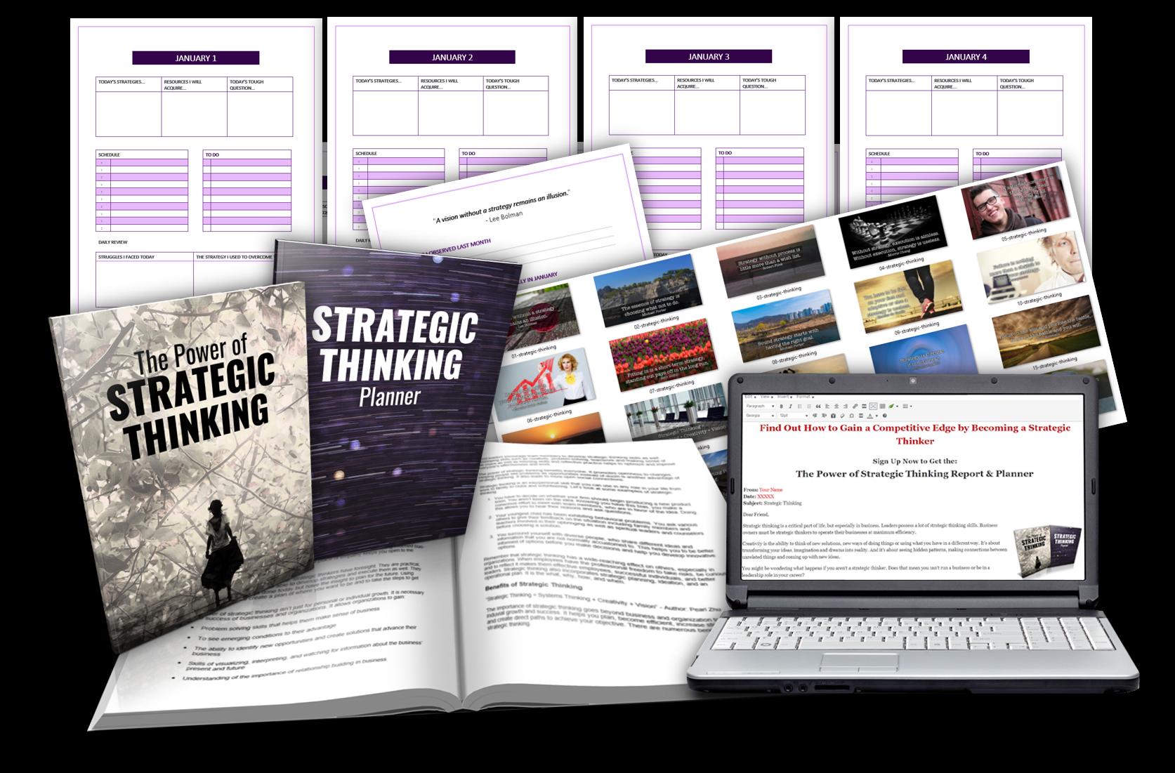 Strategic Thinking Final Image