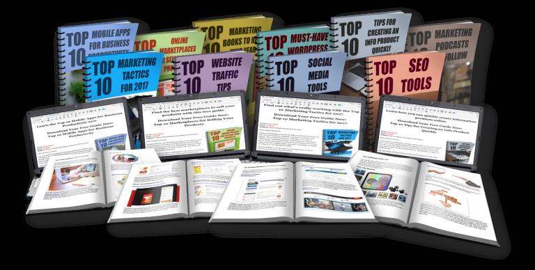 marketing top 10's