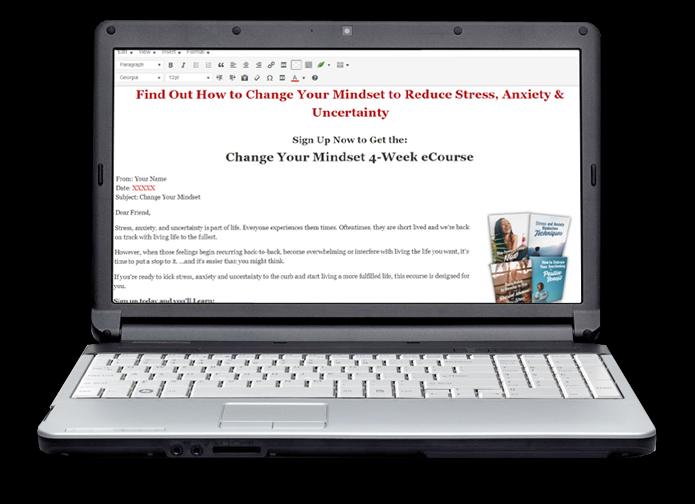 reduce stress optin image