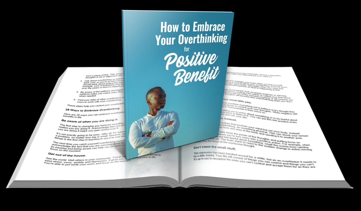 wk 2 Embrace Your Overthinking image