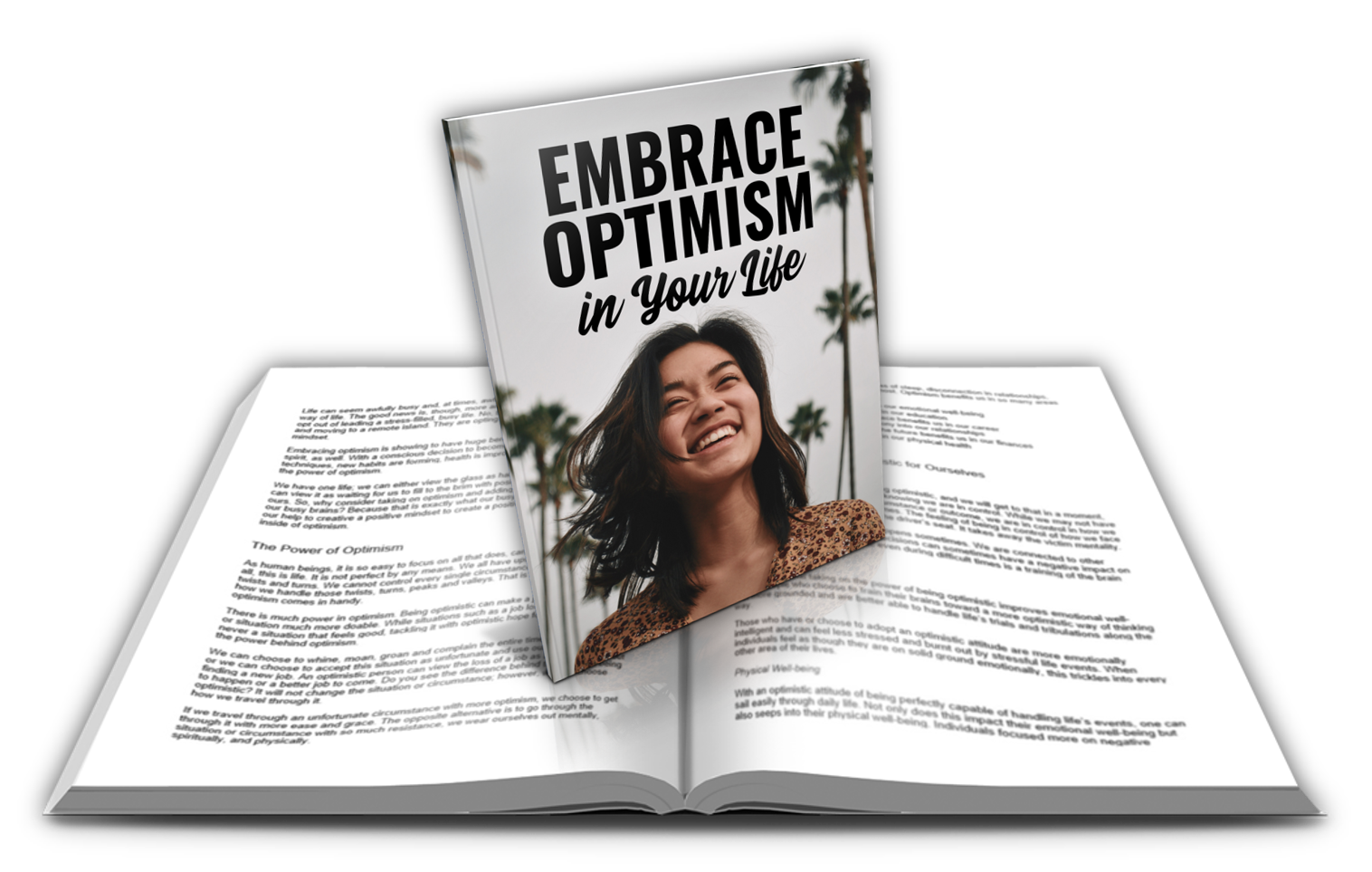 How to Embrace Optimism Report Image 2