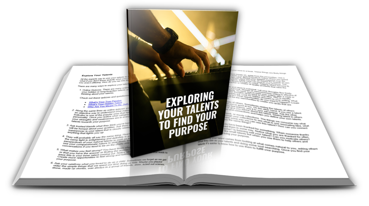 2 Explore Your Talents Report image