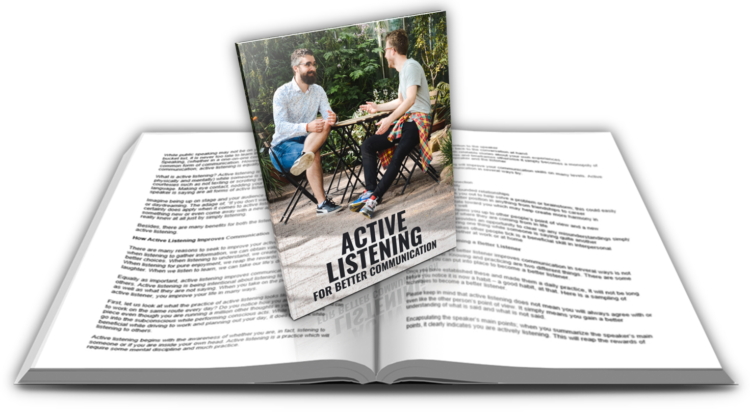 1 Active Listening report Image