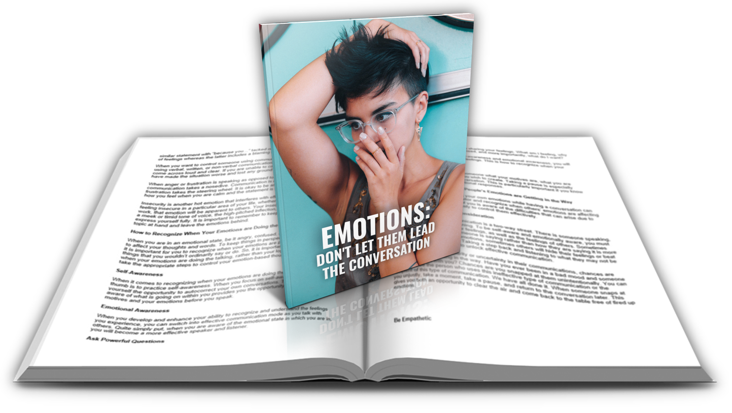 3 Emotions report pack image