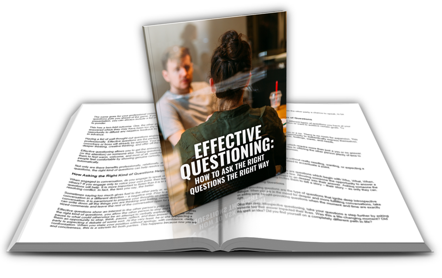 4 effective questioning report pack image