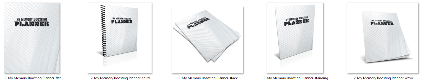 2 planner ecover image memory boosting