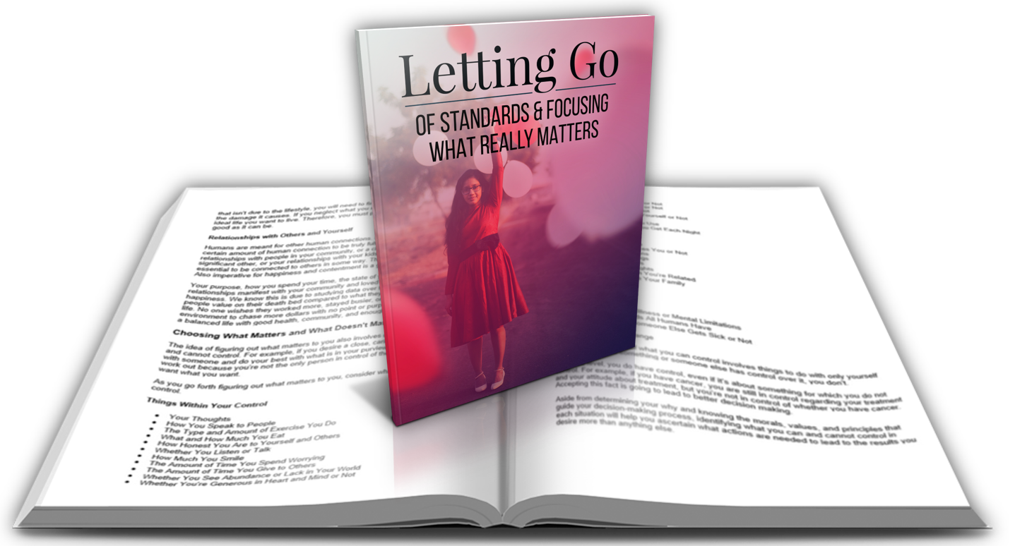 3-report Letting Go