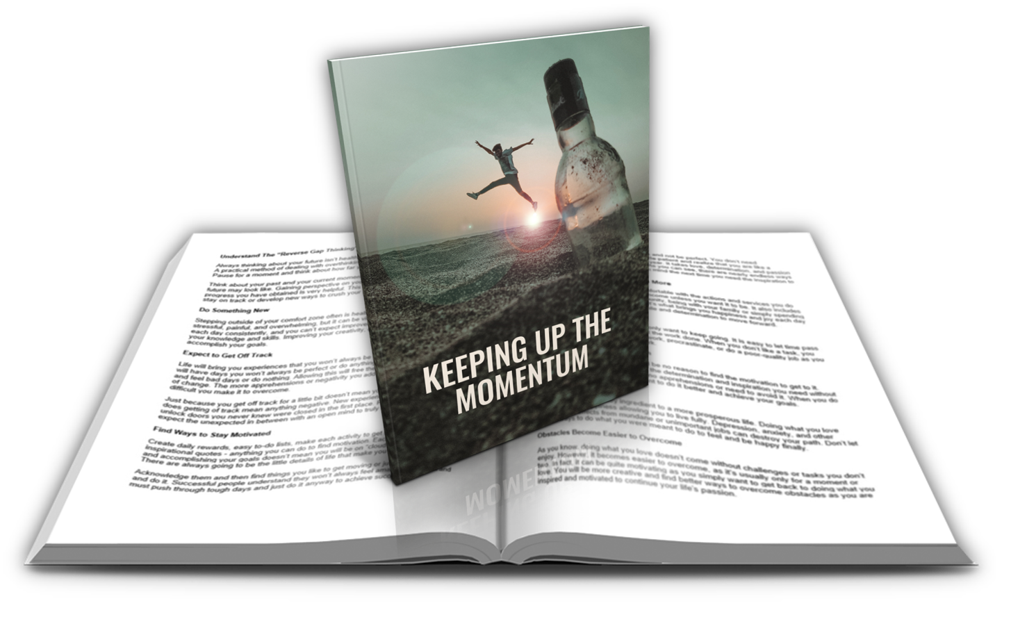 4-Keeping Up the Momentum-Report image