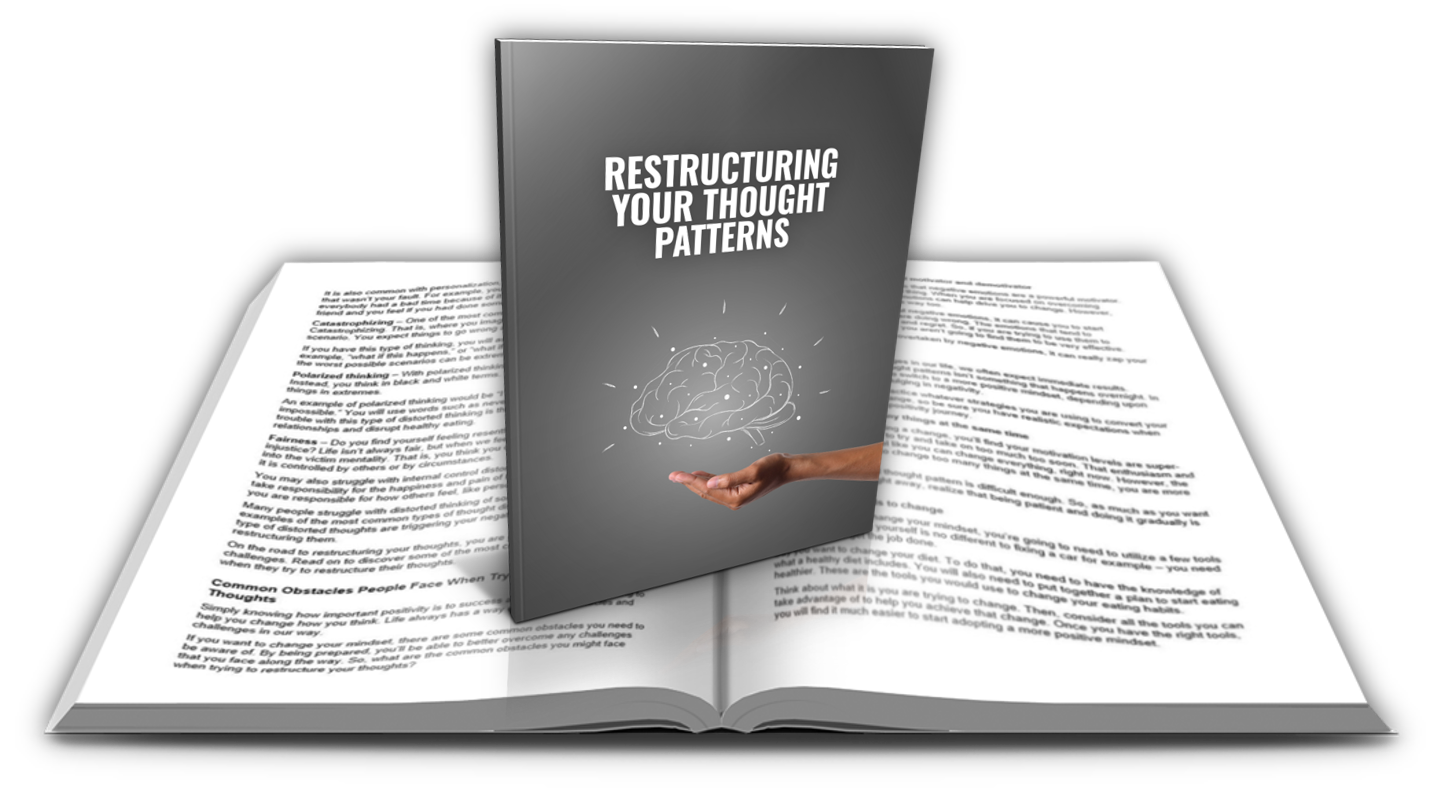 Restructuring Your Thoughts PLR Report