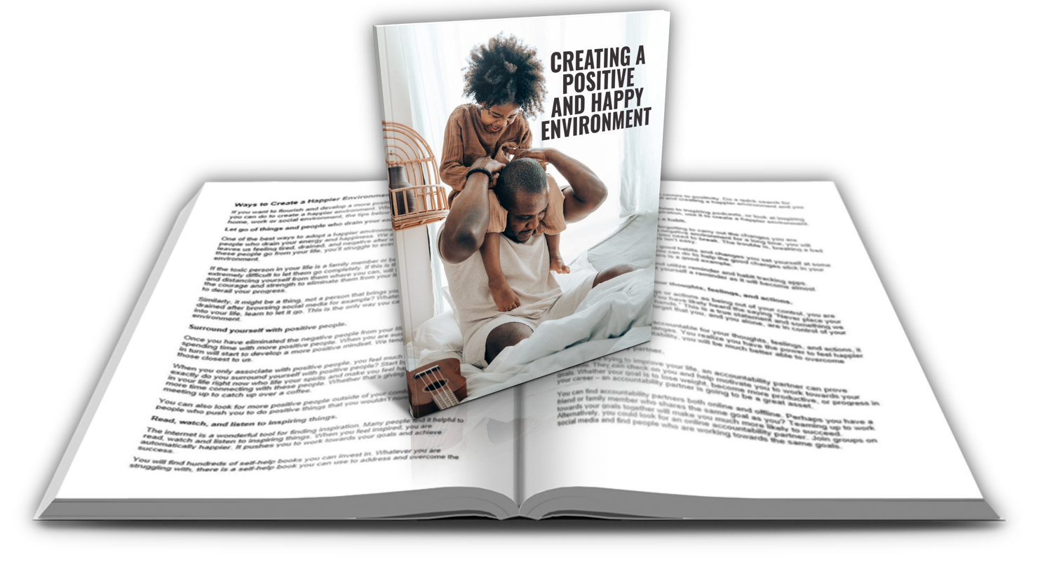 Creating a Positive and Happy Environment PLR Report