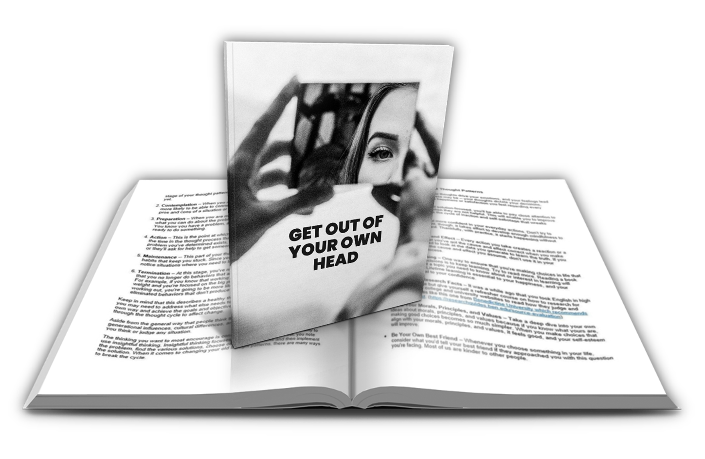 Get Out of Your Own Head PLR Report