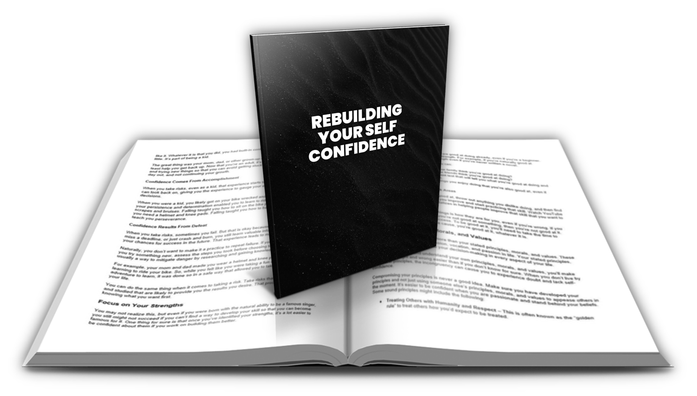 Rebuilding Your Self Confidence PLR Report
